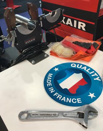 AXXAIR Made In France
