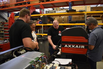 AXXAIR Sales Meeting 2019 - Day 1 - 3.Workshops (35)