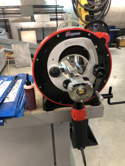 Machine de coupe-System WELD,soudeurs 2.0