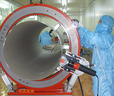 Sollte man orbitale Rohrsägen wählen, wenn der Schnitt der Rohre perfekt gerade sein muss?