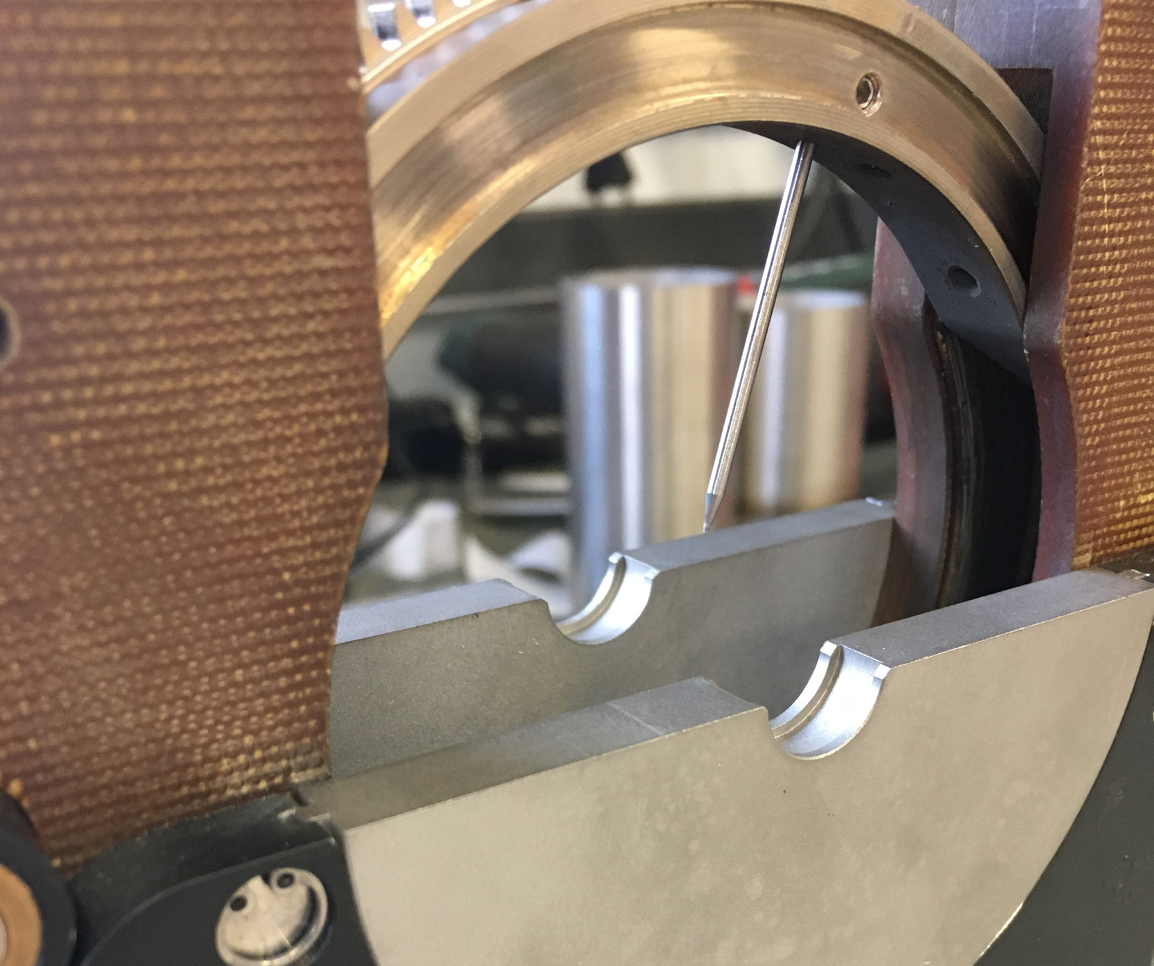The different types of electrodes used in orbital TIG welding