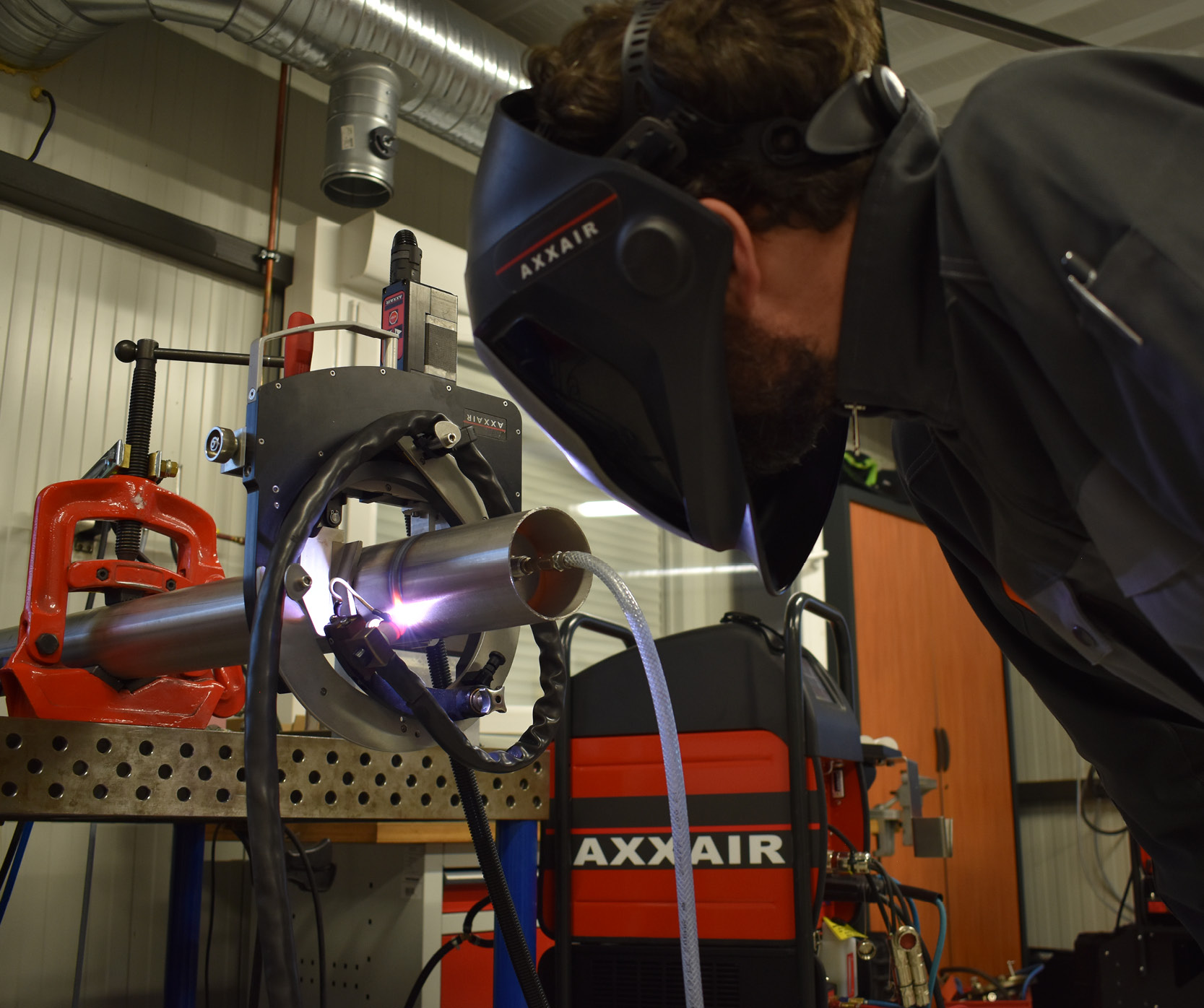 Shielding welds: What tools do welders have?