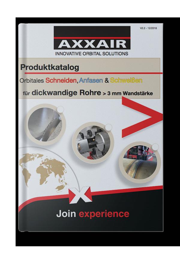 Produktkatalog für dickwandige Rohre