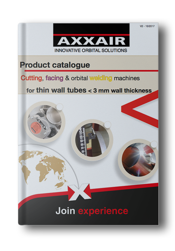 Product Catalogue for thin walled tubes