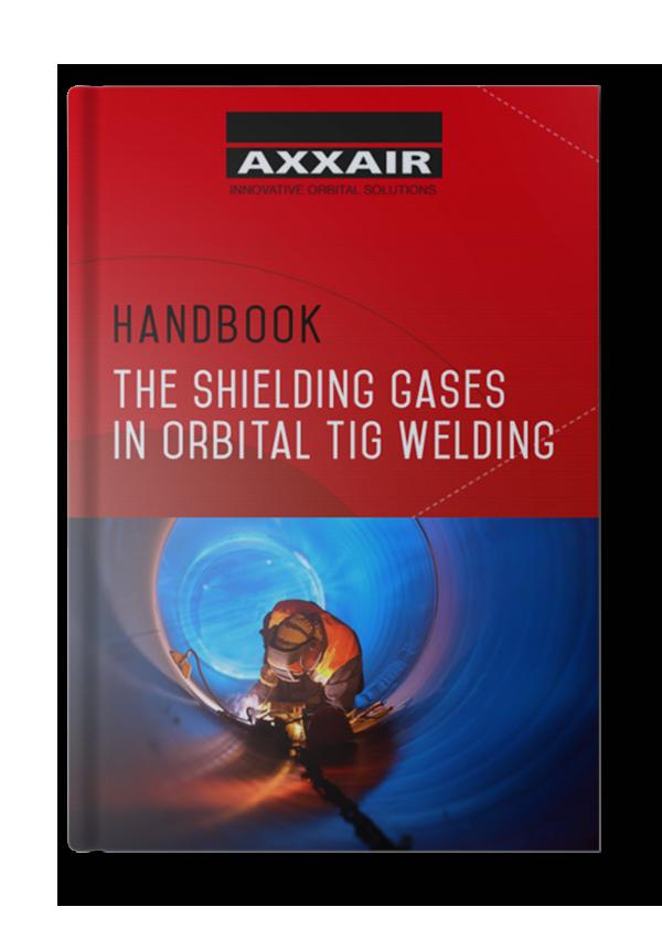 handbook on shielding gases in orbital TIG welding