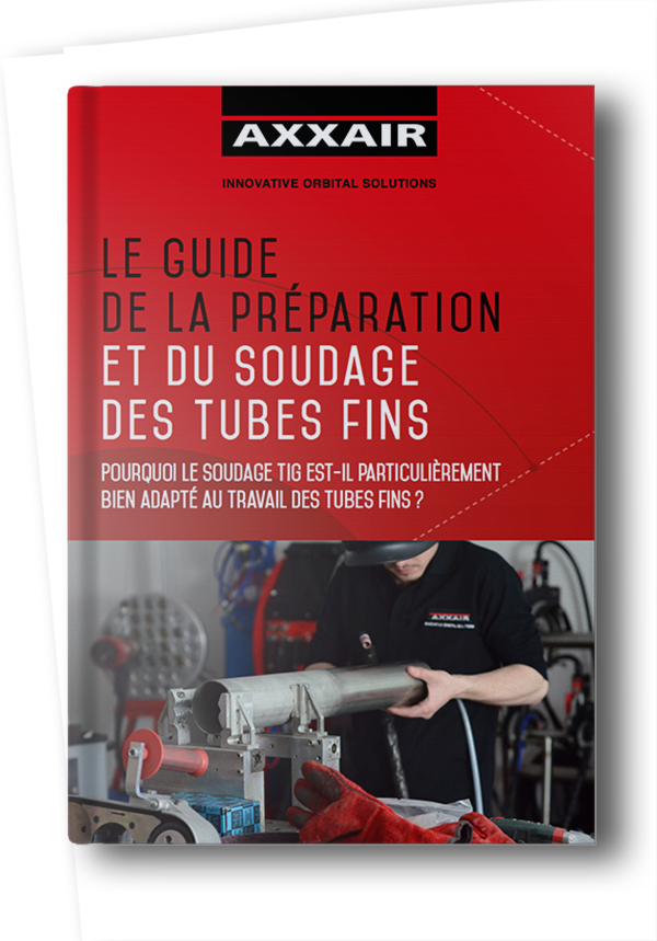 Le guide de la préparation et du soudage des tubes fins