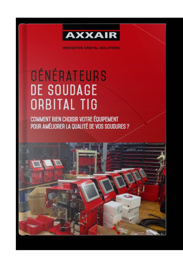Le guide pour bien choisir un générateur de soudage orbital TIG