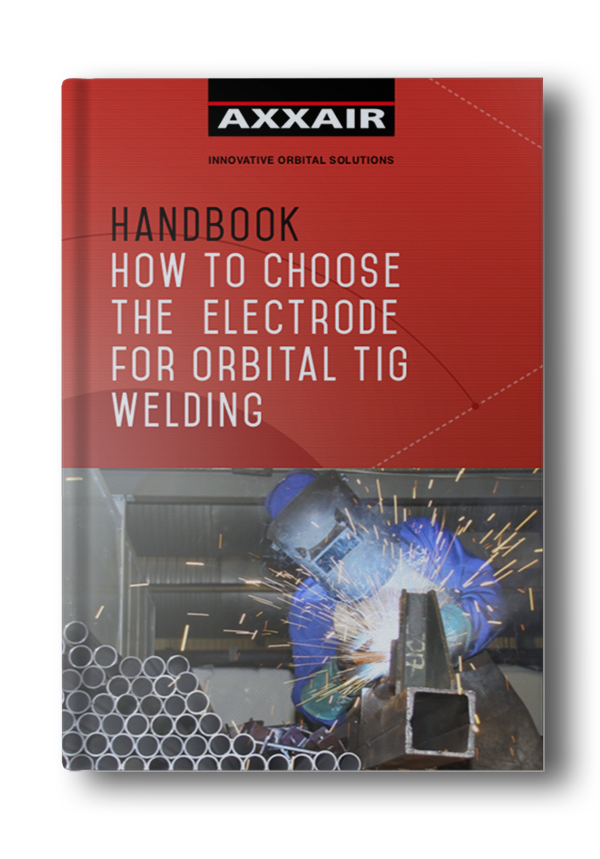 How to choose the electrode for orbital TIG welding