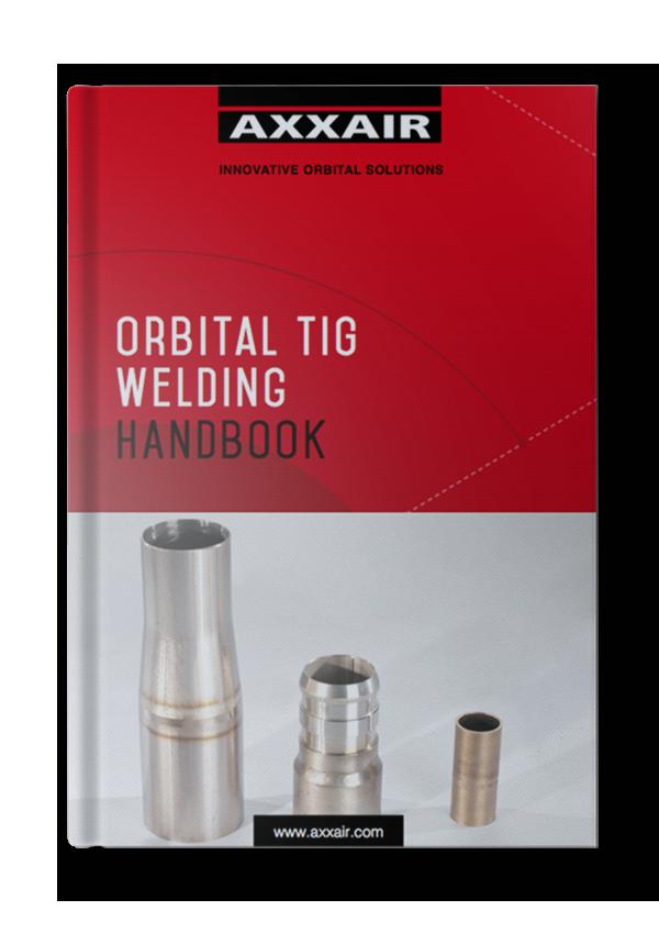 The orbital TIG welding handbook