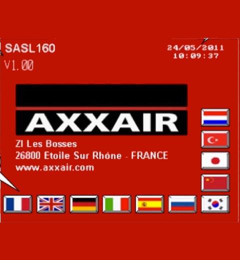 SASL-16x solution axxair