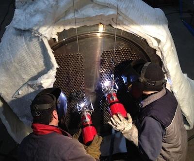 Tube to tube sheet (1)