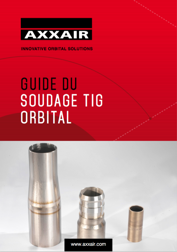 Le guide du Soudage TIG orbital