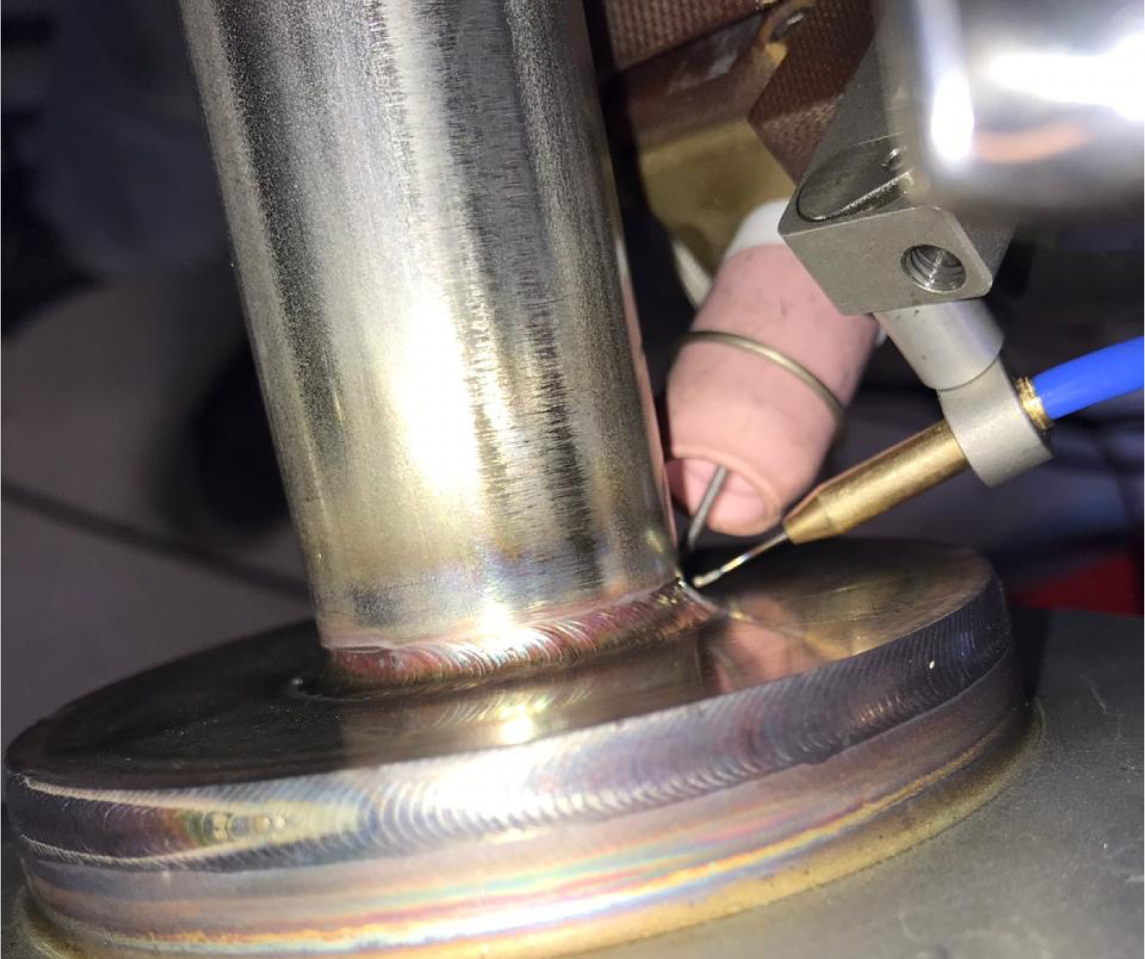 3 important criteria when choosing the electrode for orbital TIG welding