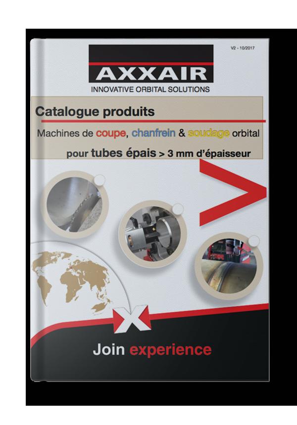 Catalogue produits pour tubes épais
