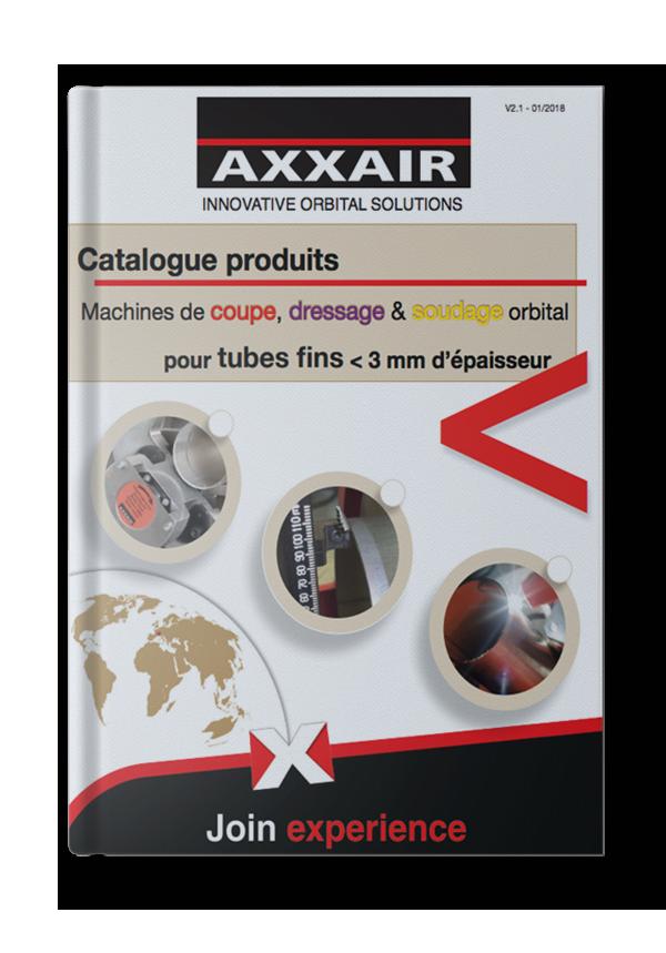 Catalogue produits pour tubes fins
