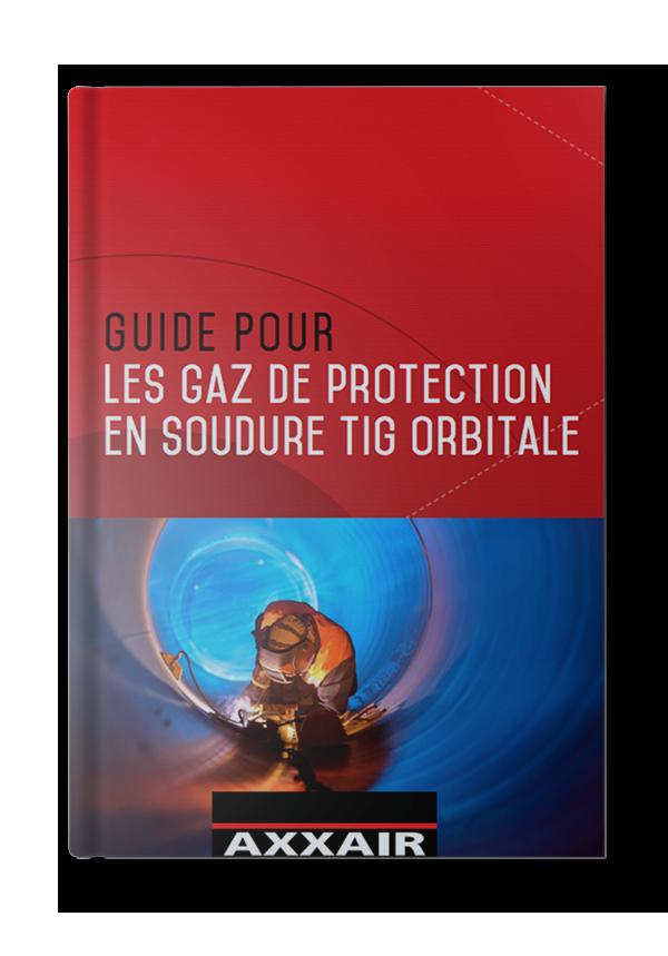 Les gaz de protection en soudure TIG orbitale